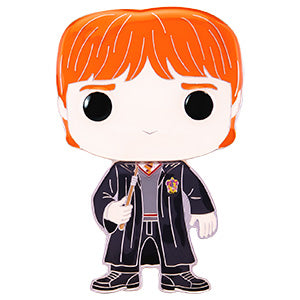 PRE-ORDER - POP! Pins: Harry Potter, Ron Weasley
