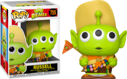PRE-ORDER - POP! Disney: Pixar, Alien as Russel