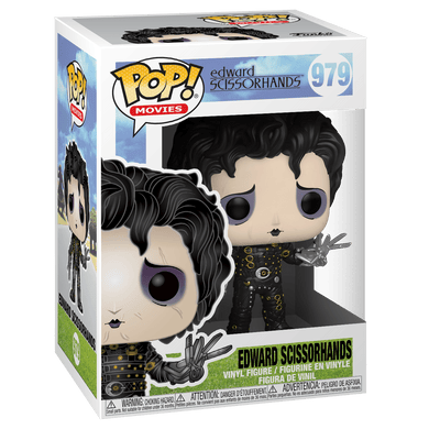 PRE-ORDER 08/2020 - POP! Movies: 979 Edward Scissorhands, Edward Scissorhands