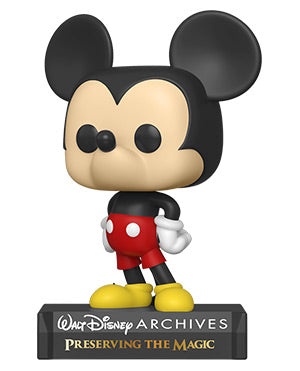 PRE-ORDER - POP Disney: Archives, Current Mickey