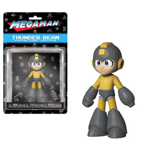Action Figure: Mega Man, Thunder Beam