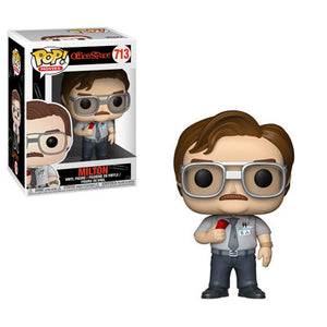 POP! Movies: 713 Office Space, Milton