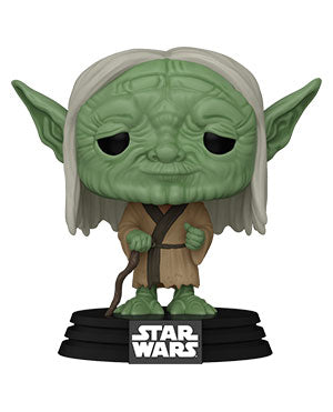 PRE-ORDER - POP! Star Wars: Concept Series, Yoda