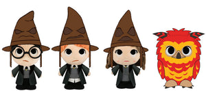 PRE-ORDER - 06/2019 Plush: Harry Potter, Hermione w/ Hat