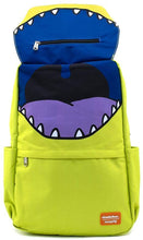 Loungefly: Nickelodeon, Rugrats Reptar Cosplay Backpack (Nylon)