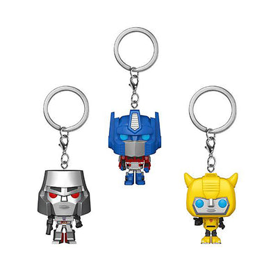 PRE-ORDER - POP! Keychain: Transformers (Bundle of 3)