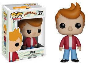 POP! Animation: 027 Futurama, Fry *Damaged* 7/10