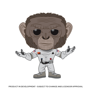 PRE-ORDER - POP! TV: Space Force, Marcus the Chimstronaut