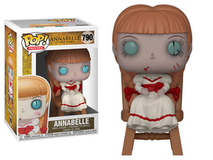 POP! Movies: 790 Annabelle Comes Home, Annabelle (On Chair)