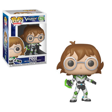 POP! Animation: 476 Voltron, Pidge