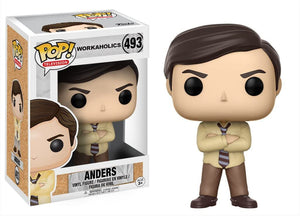 POP! Television: 493 Workaholics, Anders