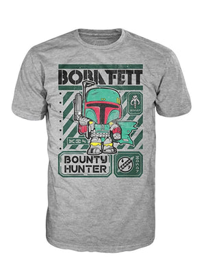 POP! Tees: Boba Fett