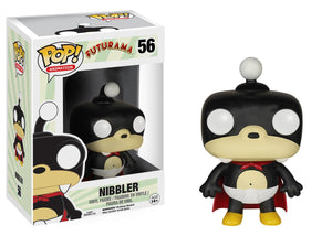 POP! Animation: 056 Futurama, Nibbler *Damaged* 9/10