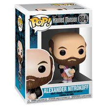 PRE-ORDER - 09/2020 POP! Disney: Haunted Mansion, Alexander Chase Bundle of 2