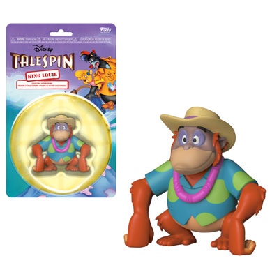 Funko: Talespin, King Louie Action Figure