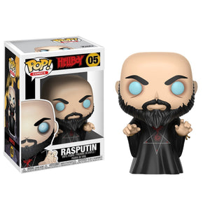 POP! Comics: 05 Hellboy, Rasputin