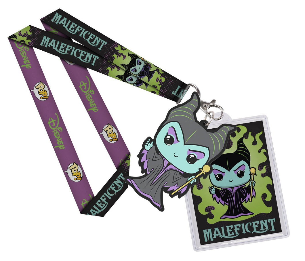 POP! Lanyard: Maleficent