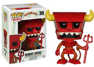 POP! Animation: 030 Futurama, Robot Devil