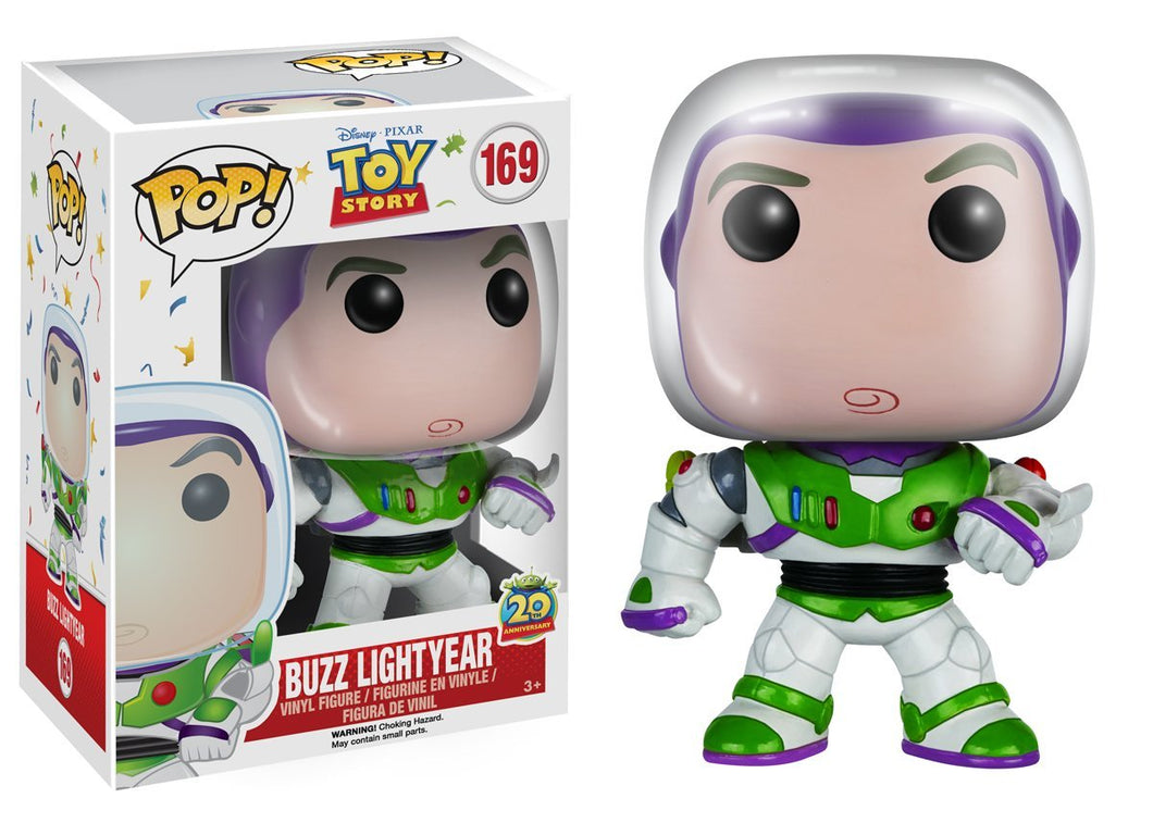 POP! Disney: 169 Toy Story, Buzz