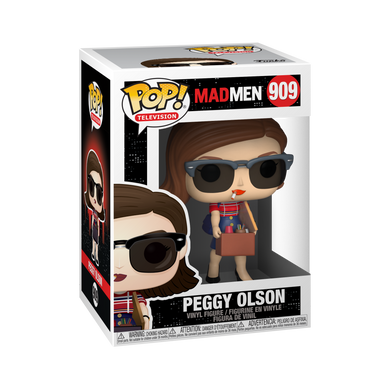 POP! Television: 909 Mad Men, Peggy Olson