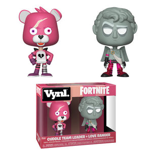 PRE-ORDER - Vynl: Fortnite, Cuddle Team Leader/ Love Ranger