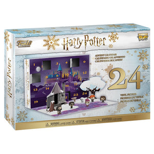 Pocket POP! Advent Calendar: Harry Potter 2018 (24 PCS)