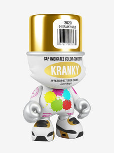 SuperPlastic: SuperKranky (Gold) By Sketone (8-Inch)
