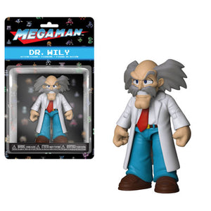 Action Figure: Mega Man, Dr Wily
