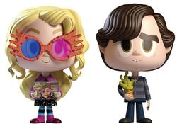 VYNL: Harry Potter, Luna Lovegood + Neville Longbottom