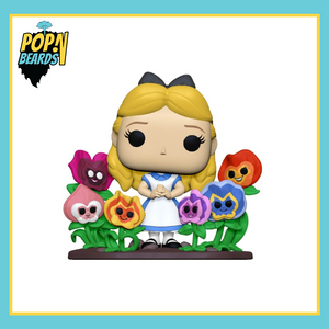 PRE-ORDER - POP! Disney: Alice in Wonderland 70th, Alice in Wonderland w/Flowers