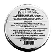 Grave Before Shave Aphrodisiac Blend Beard Balm