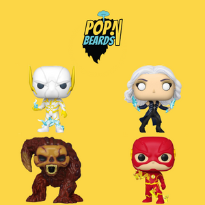PRE-ORDER - POP! Heroes: The Flash, Bundle