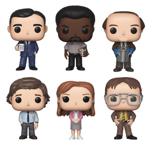 POP! TV: The Office (Bundle of 6)