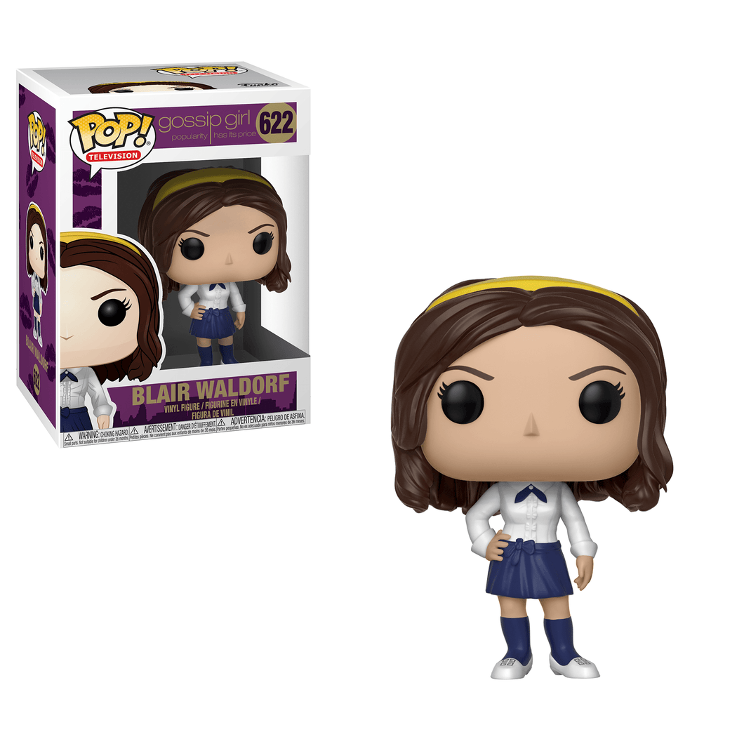 POP! Television: 622 Gossip Girls, Blair Waldorf