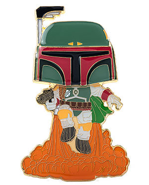 PRE-ORDER - POP! Pins: Star Wars S3 (4