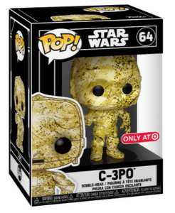 POP! Star Wars: 64 C-3PO Futura (Target Exclusive)