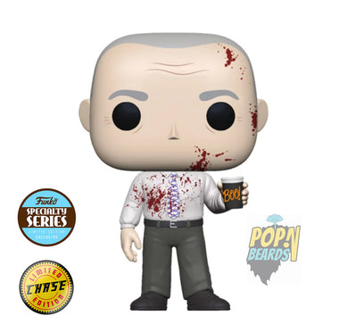 PRE-ORDER - POP! Television: The Office, Creed w/Blood (Chase) (Specialty Series) Exclusive