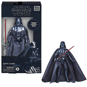 "Star Wars: The Black Series, Darth Vader (Carbonized Graphite) Action Figure (6"")"