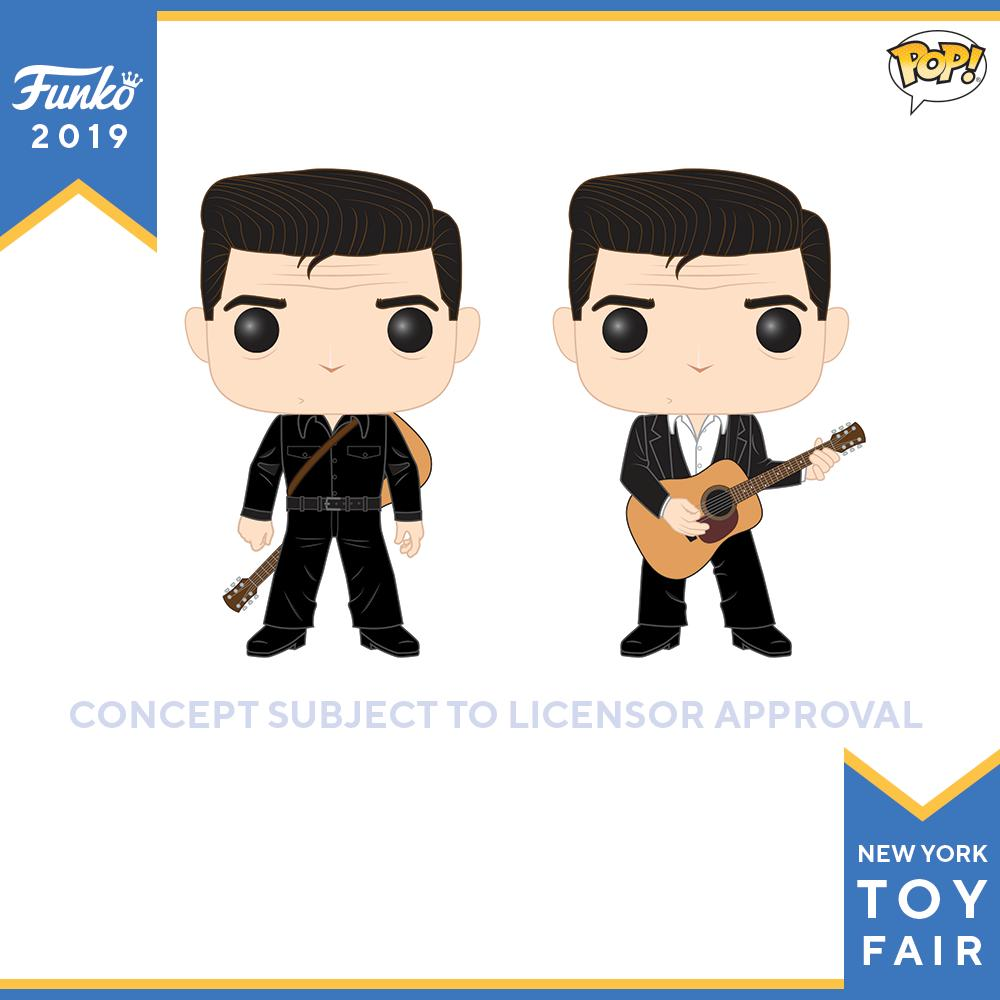 POP! Rocks: Johnny Cash Bundle of 2