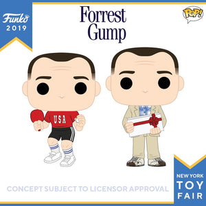 POP! Movies: Forrest Gump Bundle of 2