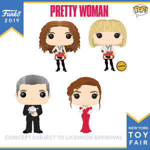 PRE-ORDER - POP! Pretty Woman Bundle of 4 with Chase