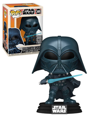 POP! Star Wars: 389 Concept Series, Darth Vader (2020 Galactic Convention Exclusive)