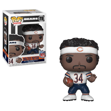 POP! Football: 78 Bears, Walter Payton (NFL Legends)