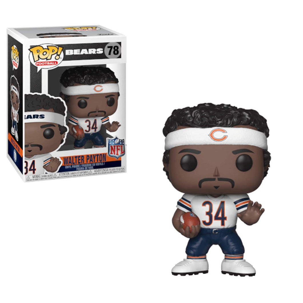POP! NFL: 78 Bears, Walter Payton (NFL Legends)