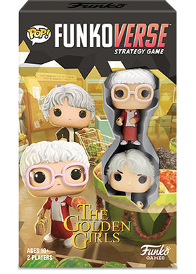 PRE-ORDER - POP! Funkoverse: Golden Girls 101 Expandalone Game