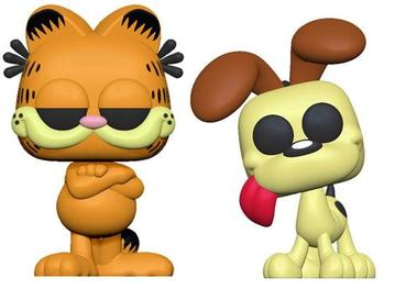 PRE-ORDER - POP! Comics: Garfield Bundle of 2