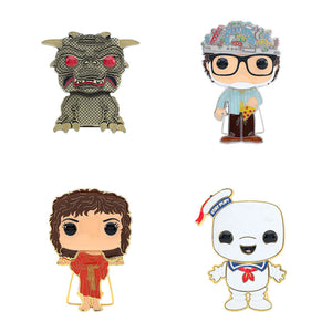"PRE-ORDER - POP! Pins: Ghostbusters (4"" Enamel) (Bundle of 4)"