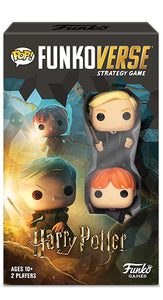 PRE-ORDER - POP! Funkoverse: Harry Potter 101 Expandalone Game (2-Pack)