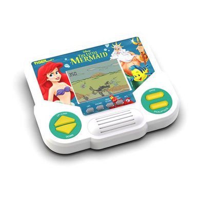 Hasbro: Tiger Electronics, The Little Mermaid (Handheld) Video Game