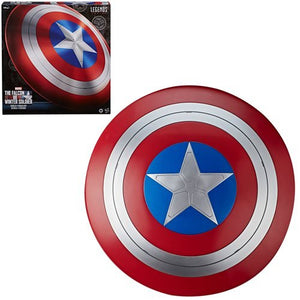 Hasbro: Marvel Legends (Falcon & The Winter Soldier), Captain America Shield (Prop Replica)